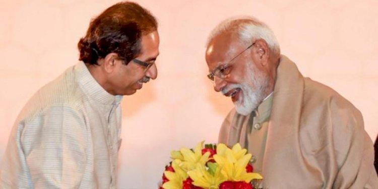 उद्धव-मोदी मीटिंग पर महाराष्ट्र में हलचल:शरद पवार बोले- शिवसेना भरोसे वाली पार्टी, राउत बोले- मोदी तो टॉप लीडर हैं