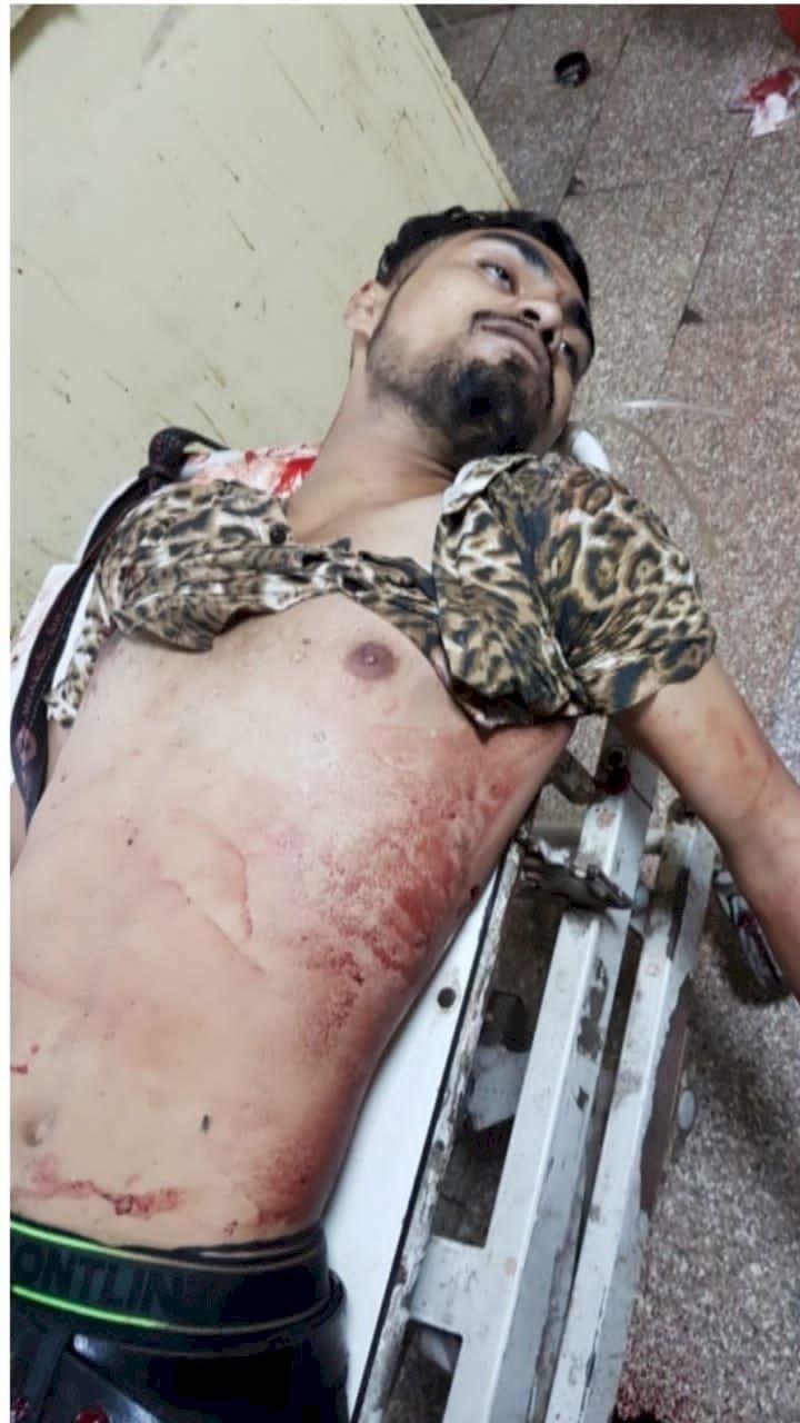 इंदौर शहर में दोहरा हत्याकांड...दो गंभीर रूप से घायल... मोबाईल के झगड़े में उतारा मौत के घाट.