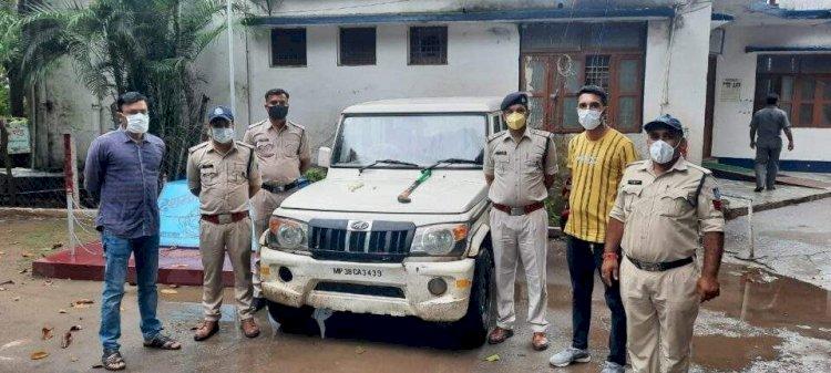 सरेआम कट्टा दिखाकर गुंडागर्दी के 6 आरोपी गिरफ्तार